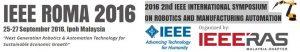IEEE ROMA 2016